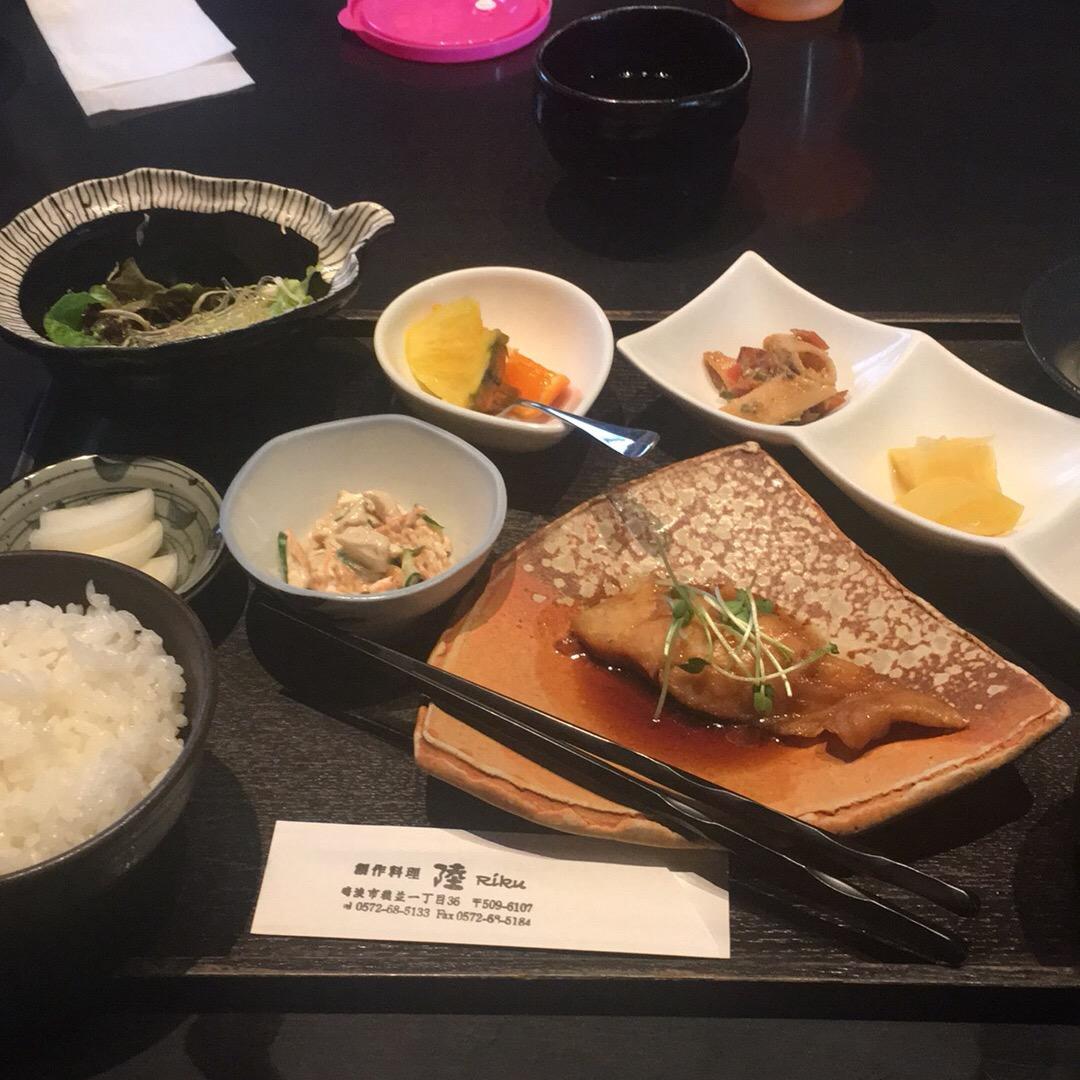 瑞浪ランチ♡ 1000円でこのクオリティ♡ 美味しい♡