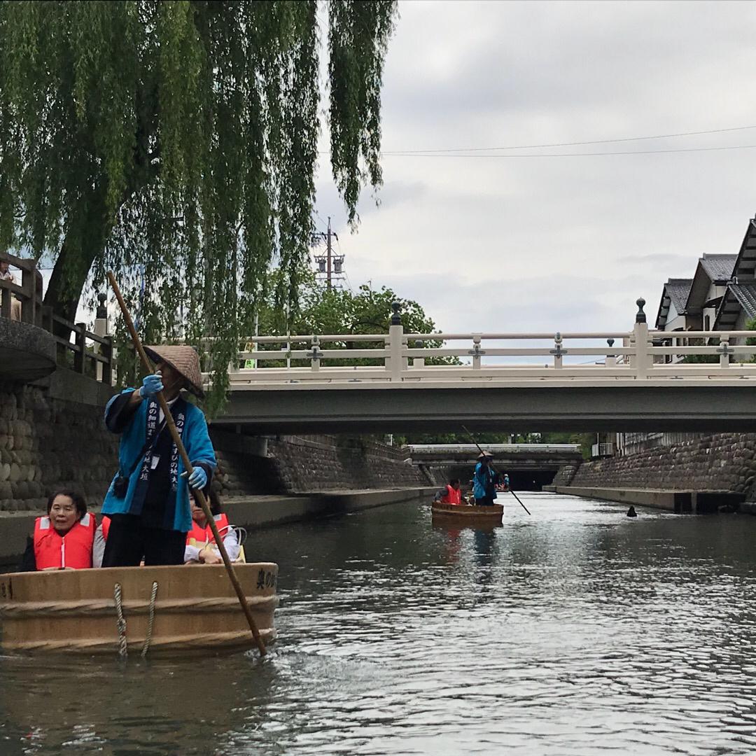水の都 大垣たらい舟 ❀✿