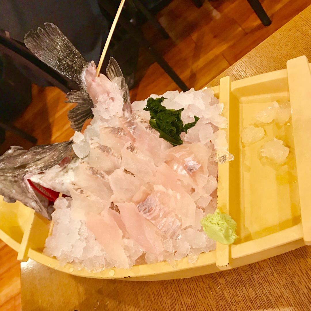 485円!? まる特漁業部!!初めて入ったけど、強いです! 美味し...