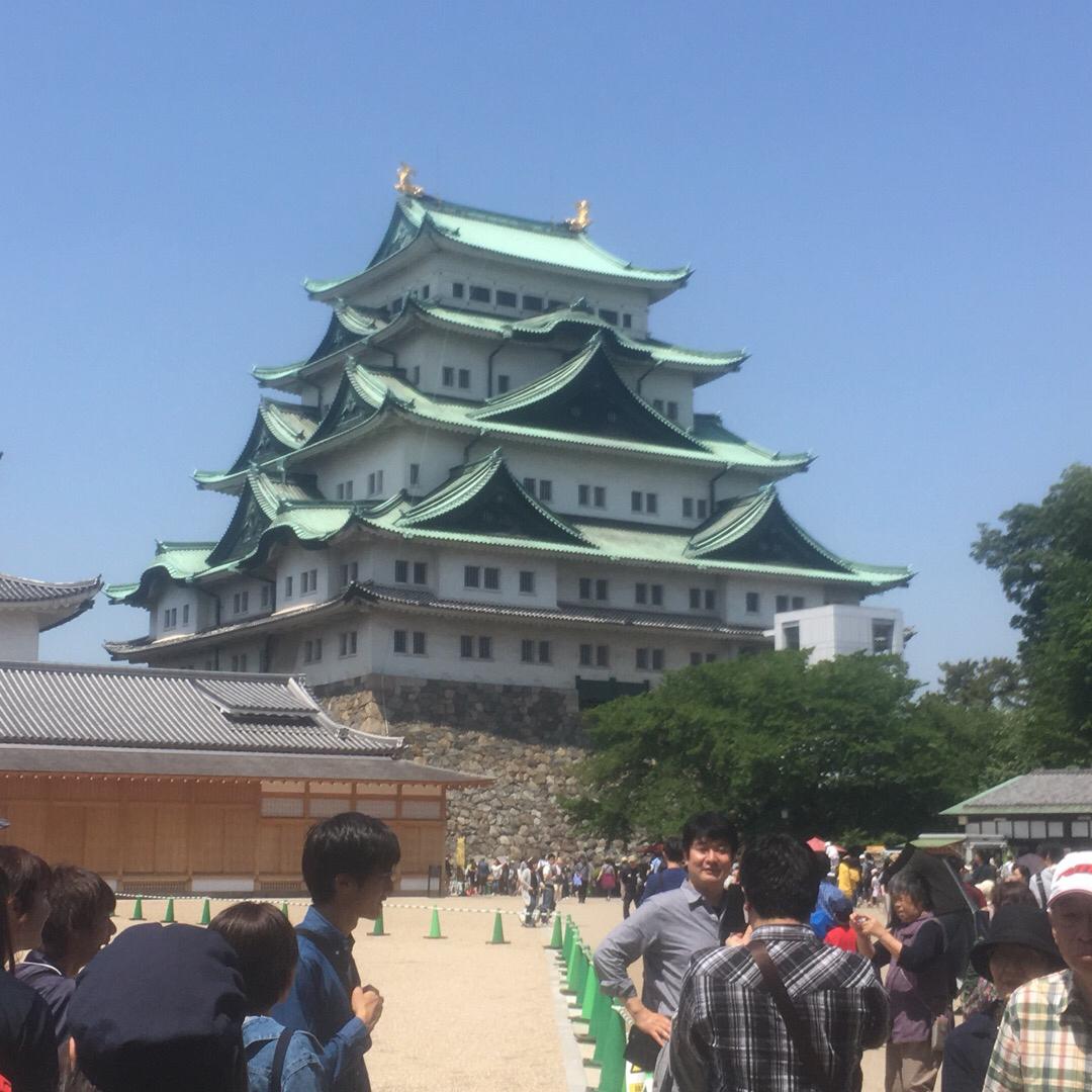 名古屋城🏯
