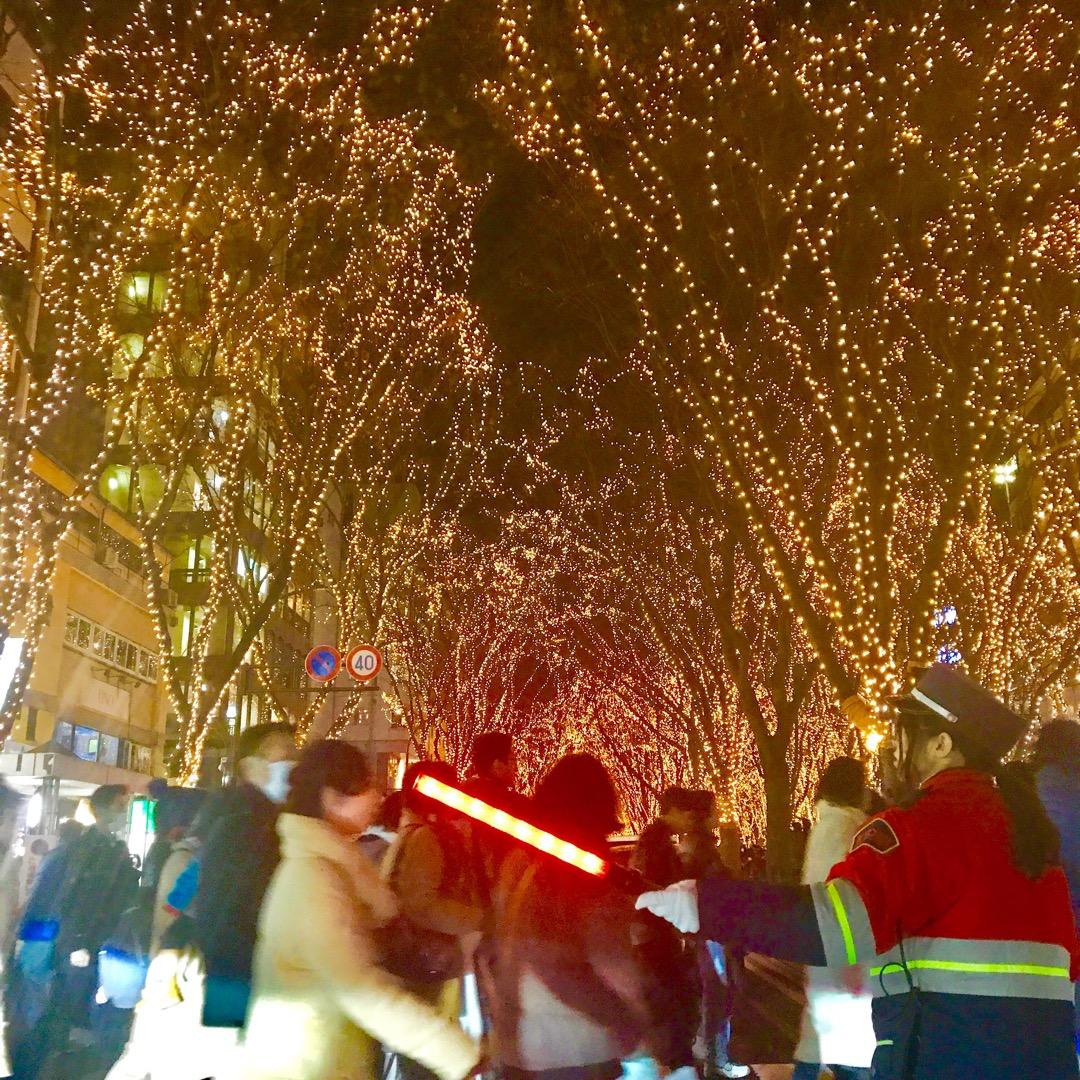 光のページェント!いつ見ても綺麗です、仙台の自慢ですね!  #光の...